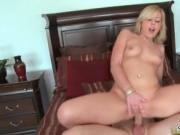 Tight blonde pussy gets fucked hard by SpermFiesta