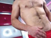 Great looking guy jerking his penis 2 by GotMasked