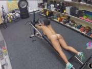Hot sexy chick accepted an offer to suck cock