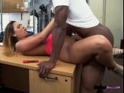 Rich Slut Jaye Summers Gets Demolished By Black Driver