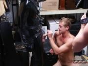 Gay sloppy blowjobs and white cumshot on black movie ga