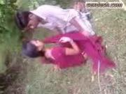 Young indian couple forced to have sex publiclly