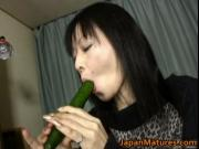 Japanese MILF enjoys masturbation 1 by JapanMatures