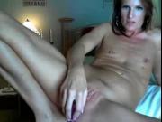 barecamgirl.com 45yo mature dildoing pussy webcam