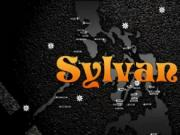 Adorable Asian teen, Sylvan, in Santa hat receives hol