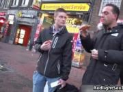 Horny tourist comes to Amsterdam to fuck a real hooker