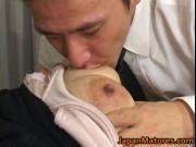 Japanese mature chick has hot sex 2 by JapanMatures