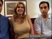 Yummy MILF wants to big dicks by ExposedMum