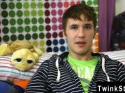 Twink sex Kain Lanning is a steamy little dude from Iow
