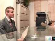 Johnatan making a BIG impression at job interview By Wo