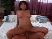 Awesome brunette hoe Veronica Sanches gets pounded hard