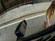 Teen hitchhiker Sam Summers screwed hard