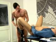 Sex emo ass fuck and hot handsome monster cock gay teac