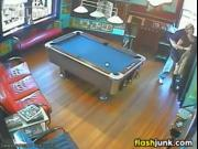 Couple Caught Fucking By A Camera
