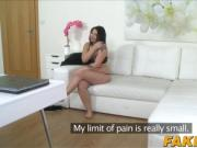 Naughty Anny gets the fuck of her life while on casting
