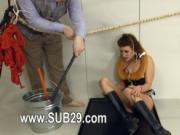 To much of rope and unbelievable BDSM submissive sex
