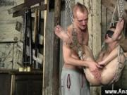 Gay XXX Sling Sex For Dan Jenkins