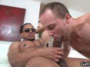 Gene meet Castro's Big Black Dick 2 by GetsPainful