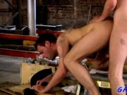 Gay fuck After wedging Riley from behind, the fellow ex