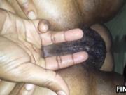 Dark Pussy Finger And Squirt