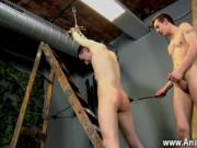 Amazing gay scene Dan Spanks And Feeds Reece