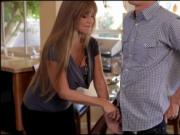 Stepmom Darla Crane helps Sammi with BF