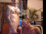 gaycammate.com amateur gay couple webcam show