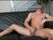 Adam Marx jerking his fine hard college cock 4 by Colle