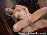 Bisexual Boys Fuck Hot Girls!