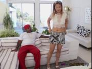 Chick Nyomi Star Devours Massive Cock Of Neighbor