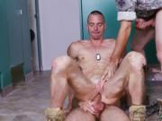 Free gay military porn videos Good Anal Training