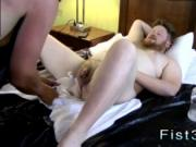 Big cock fisting gay and gay male super visual fisting