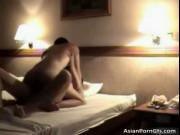 Sexy horny hot body nice cute asian babe gets fucked ha