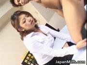 Alice Hoshi is a sexy Asian MILF 1 by JapanMilfs