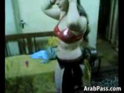 Cheap Arab Hooker Dances Around