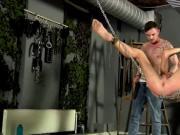 Adam Steals A Cum Load!