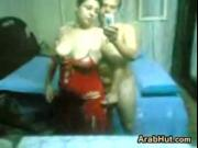 Arabic Couple In The Bedroom
