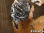 Naughty fun with a cock