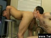 Gay cock Ryan Sharp is stuck in detention but he passes