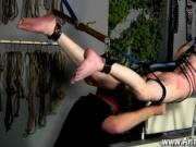 Gay twinks The scanty lad is suspending there with his