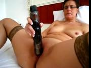 Milf Can Handle her Vibrator