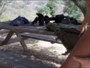 Civilian girl fucked by horny BP officer