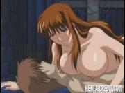 Dominant hentai mistress rides