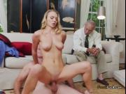 Young Hoe Molly Mae Gets Fucked And Facialized