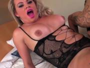 Tgirl Camilla needs it huge and hard