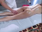 Chesty Babe Peta Jensen Blows Masseurs Big Cock