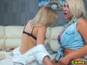 Hot Horny Babes In Wild Lesbian Sex