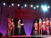 Hot strippers walk in sexy lingerie 1 by CitySexShows