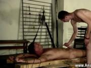 Hot gay scene The final insult of another fellows jism