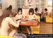 Good japanese daughter pounding